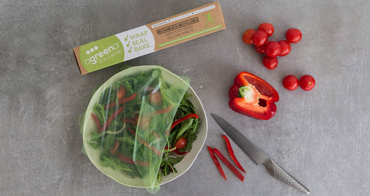 Agreena 3 In 1 Eco Friendly Reusable Food Wraps Shop Online