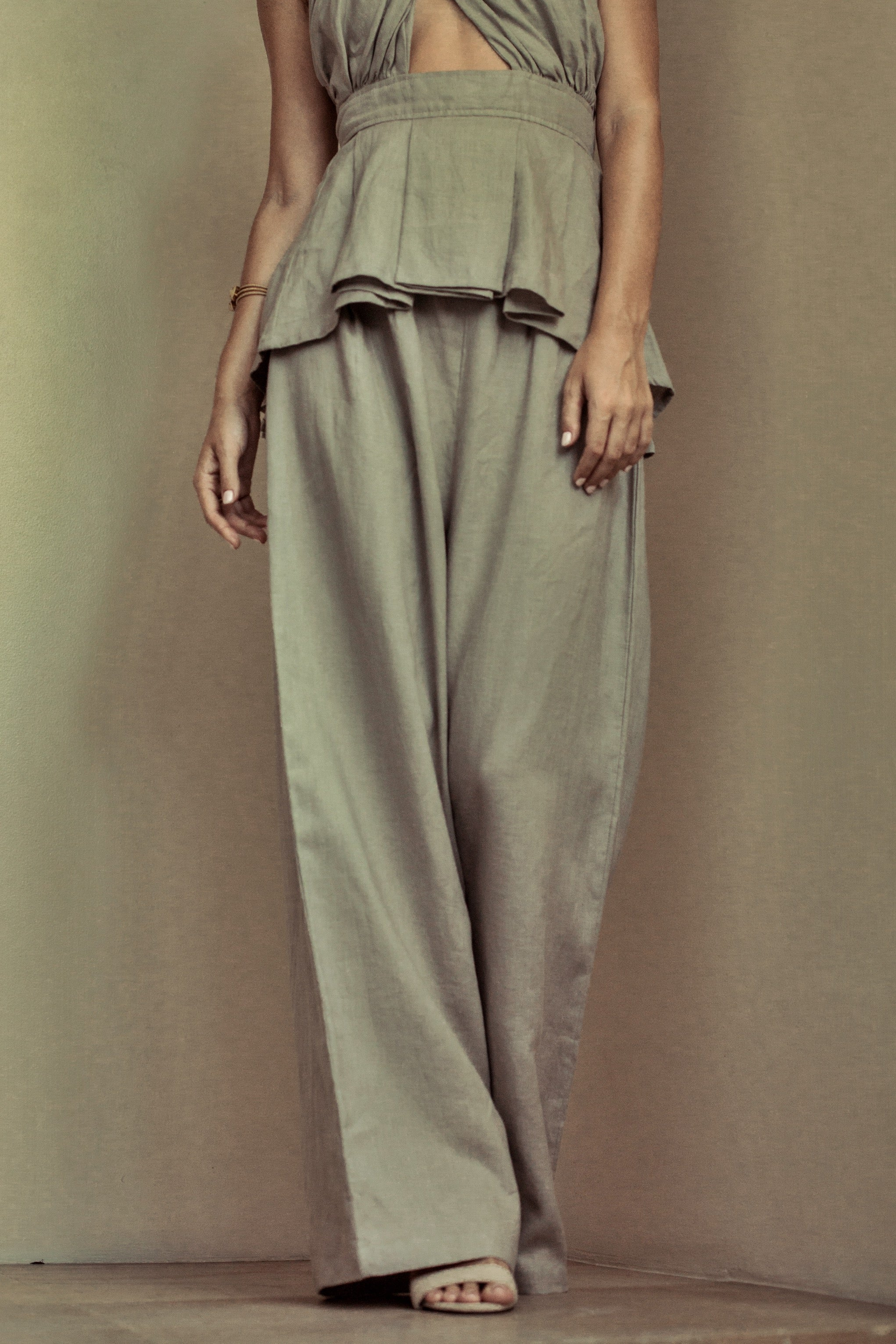 The Isabella Linen Pants
