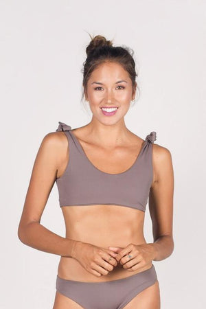 The Putrie Bikini Tie Top