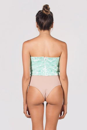 The Bidadari High Waist Bikini Bottoms