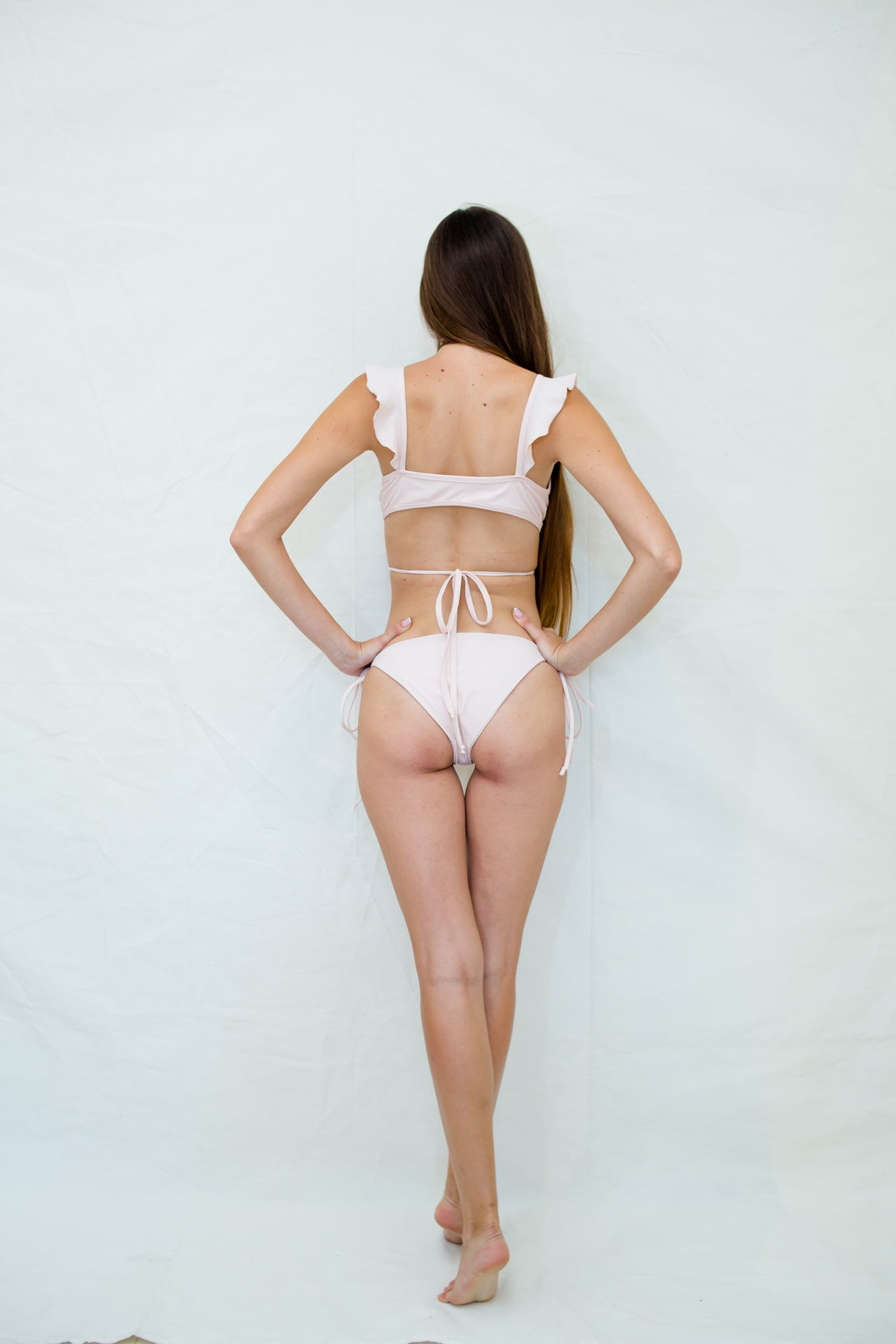 The Montserrat Ballerina Tie Bottoms