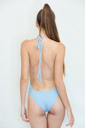 The Magdalena Braided One Piece
