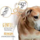 Stainless Steel Martingale Collar