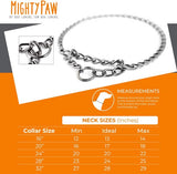 Martingale Cinch Chain Metal Collar