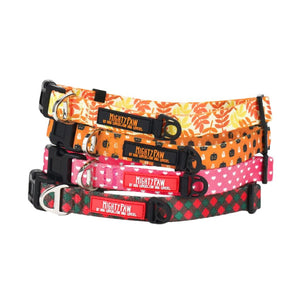 Holiday Dog Collar 4 Pack