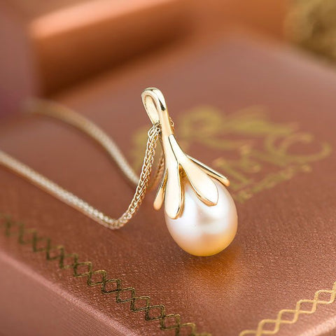 Golden South Sea Pearl - AME Jewellery