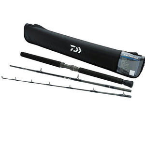 Daiwa Saltiga G Boat Rod 3 Pieces Line Wt 12-25 SAG703MR-TR