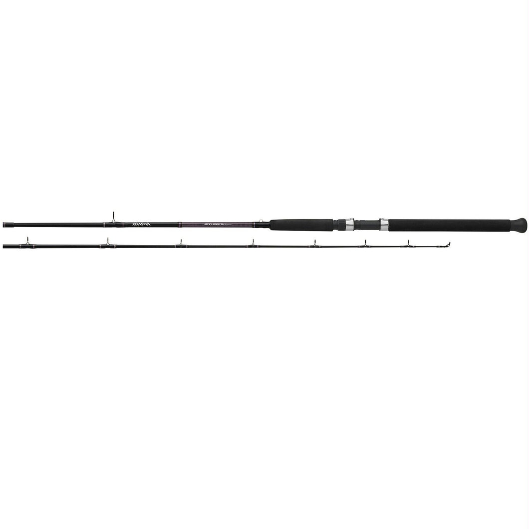 Accudepth Trolling Rod 8ft6in Two Piece Medium-Heavy Action