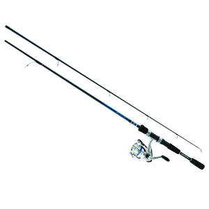 Daiwa D-Shock 2-Piece Spinning Combo 5ft6in