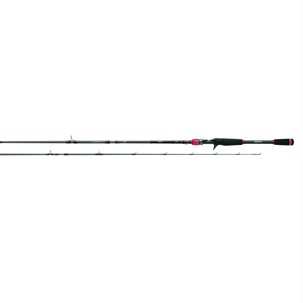 Daiwa Ardito-TR  3-Piece Travel Trigger Rod Medium 7ft