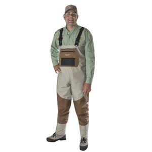 Caddis Men's Deluxe Breathable Stockingfoot Waders - Xlarge
