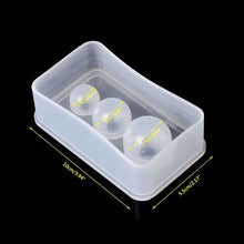 3 Spheres Silicone Mould