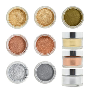 Colour Obsession Pure Metal Powder Pigments (7g)