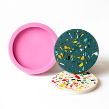 SAMPLE SALE - Handmade Coaster Silicone Mould (Slight Defect)