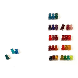 SAMPLE SALE - Gummy Bear Set