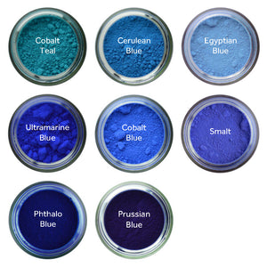 Langridge Artist Dry Ground Powder Pigment for Resin Art (120ml)