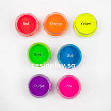 Neon Powder Pigments