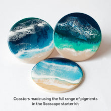 Limited Edition Seascape Pigments Starter Kit