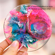 White Bloom Alcohol Ink - For Creating Blooming Effect in Petri Alcohol Ink Art