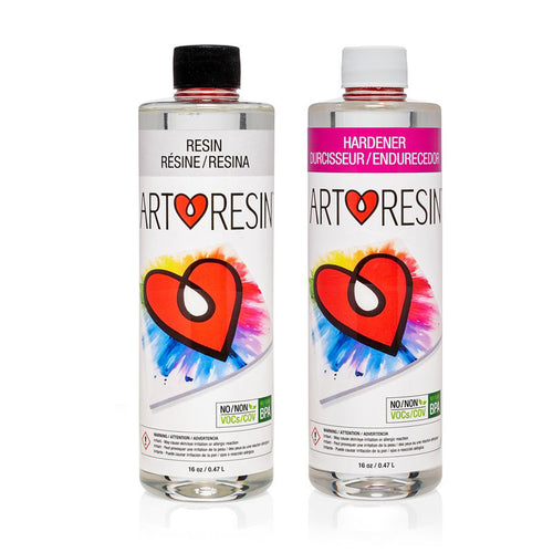 ArtResin - Clear Artwork Coating Epoxy Resin