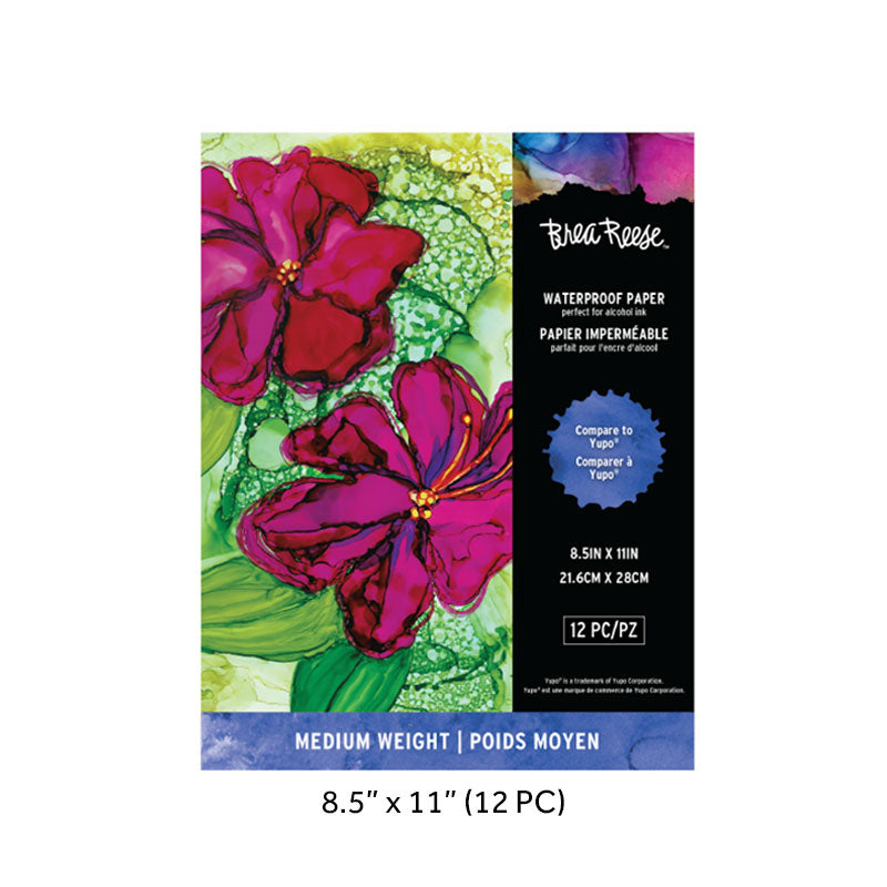 Brea Reese Waterproof Sheets - Assorted Thicknesses and Sizes