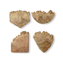 Burr Wood Blanks for Silicone Pendant Mould