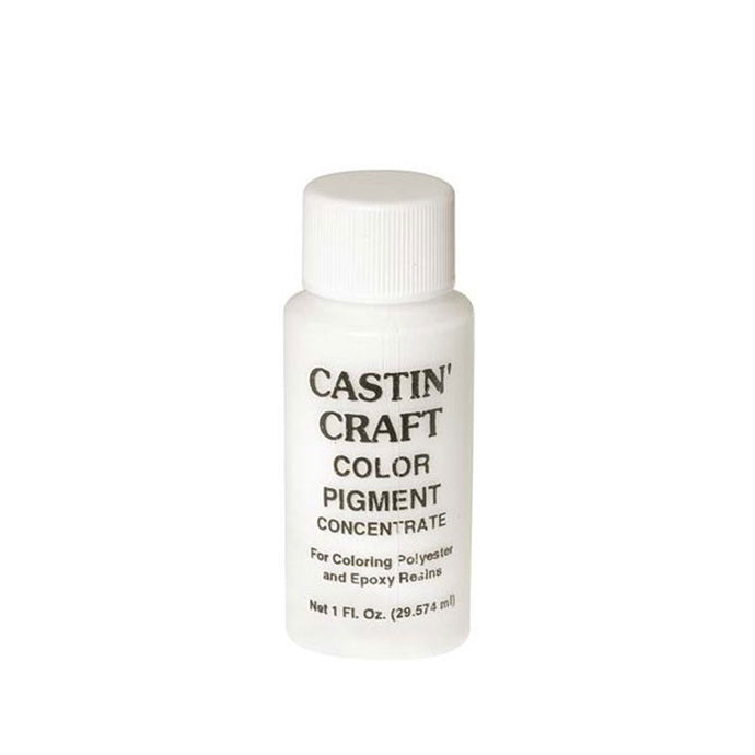 Castin' Craft Opaque White Pigment (29.6ml) - Great For Lacing & Sea Foam