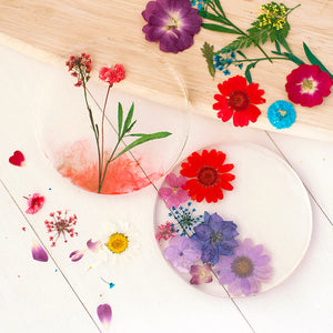 Real Dried Pressed Flowers