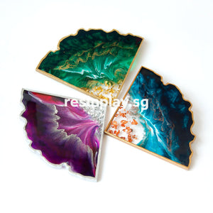 *New Improved Formulation* Gilding Liquid Paint for Resin Coaster (15ml)