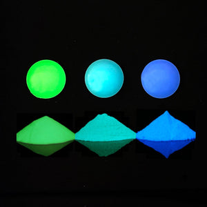 Glow in the Dark Powder Pigments