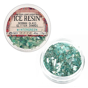 Ice Resin German Glass Glitter Shards (13g)