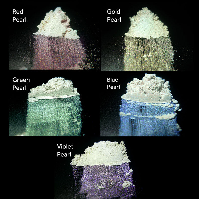 Interference Pearl Powder Pigments