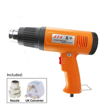 Large Heavy Duty Heat Gun for Resin Art and Alcohol Ink Art (1500W)