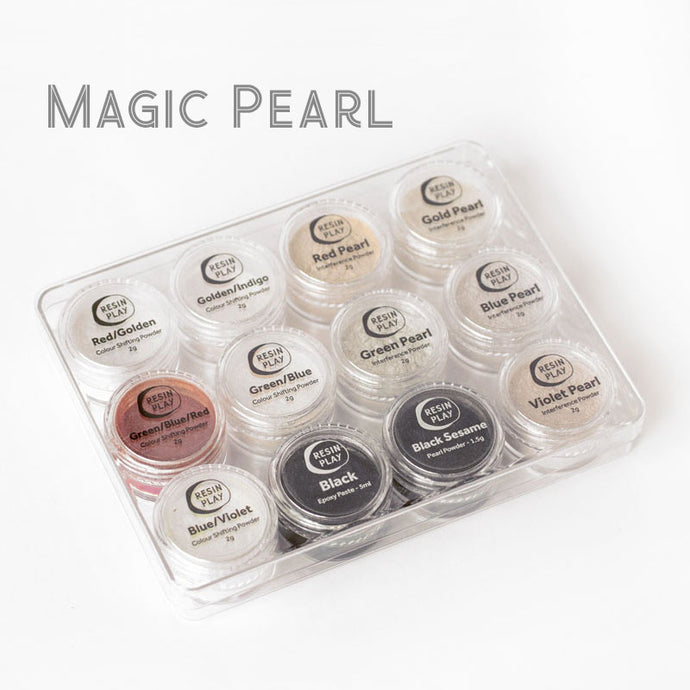 Magic Pearl Pigments Kit