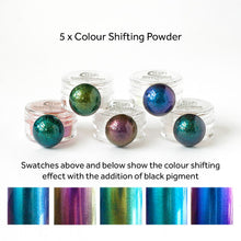 Magic Colour Shifting Pigments Kit