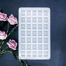Mahjong Tiles Silicone Mould