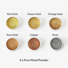 Metal Luxe Pigments Kit