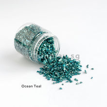 Crushed Glass and Glass Glitter (30ml)