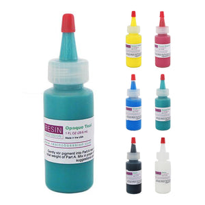 Resin Obsession Opaque Epoxy Pigments (30ml)