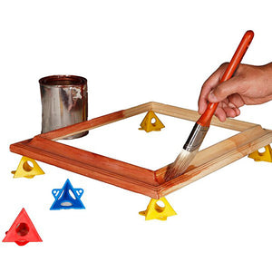 Painter's pyramid stands - Pack of 10