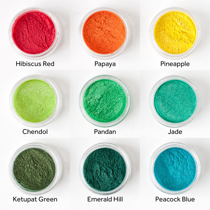 Mica Pearl Powder Pigments