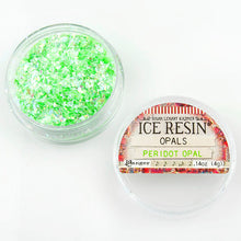 Ice Resin Iridescent Flakes - Gemstone Opals (4g)