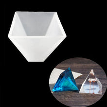 Pyramid Paperweight Silicone Mould