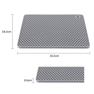 Ultra Thick Silicone Doming Mat for Fuss-free Doming of Resin Charms