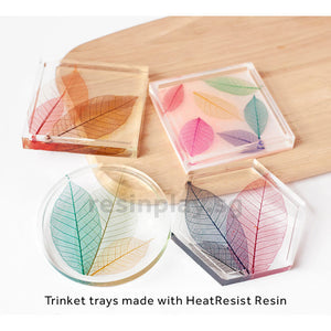 HeatResist - Heat-Resistant Resin For Coating & Casting (UltraCast)