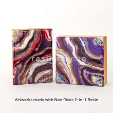 Non-toxic 2-in-1 - Home-Safe Resin For Coating & Casting (totalCAST)