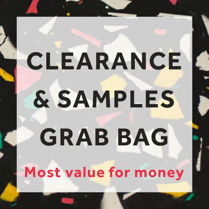 [80% off] CLEARANCE & SAMPLES GRAB BAG