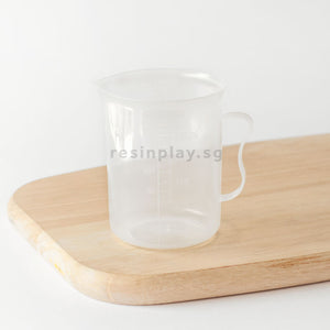 Reusable Mixing Jug with Measurements
