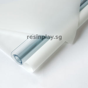 Protective Plastic / Silicone Mat for Resin Art