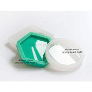 MintSil (Soft) - Opaque Soft Fast Set Silicone Rubber